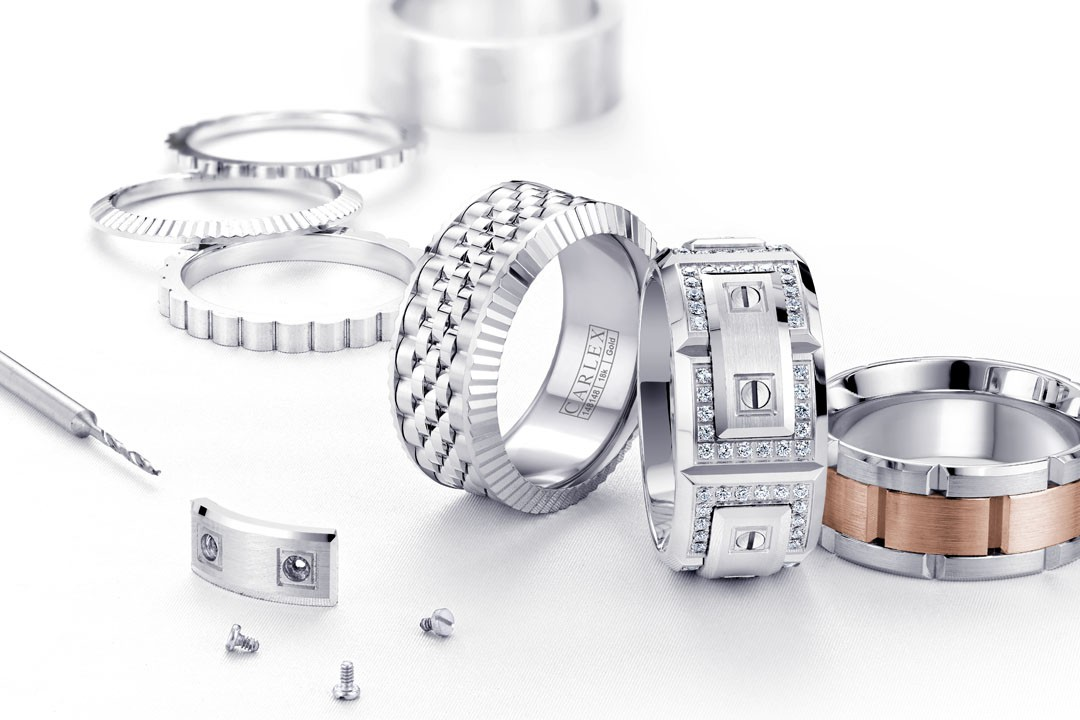 4 carlex rings