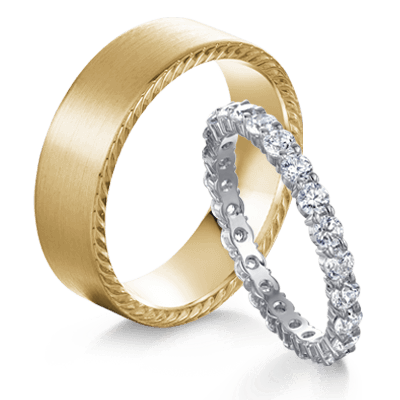 75be16a67542f Wedding Rings | CrownRing