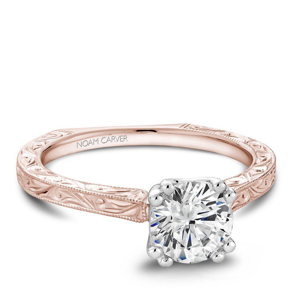 Engagement Rings B001 02rwme 100a Crownring Com