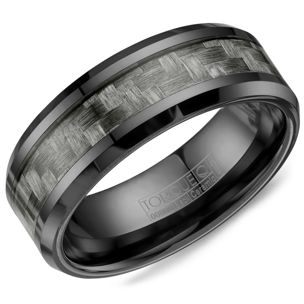 Tungsten Rings for Men CrownRing