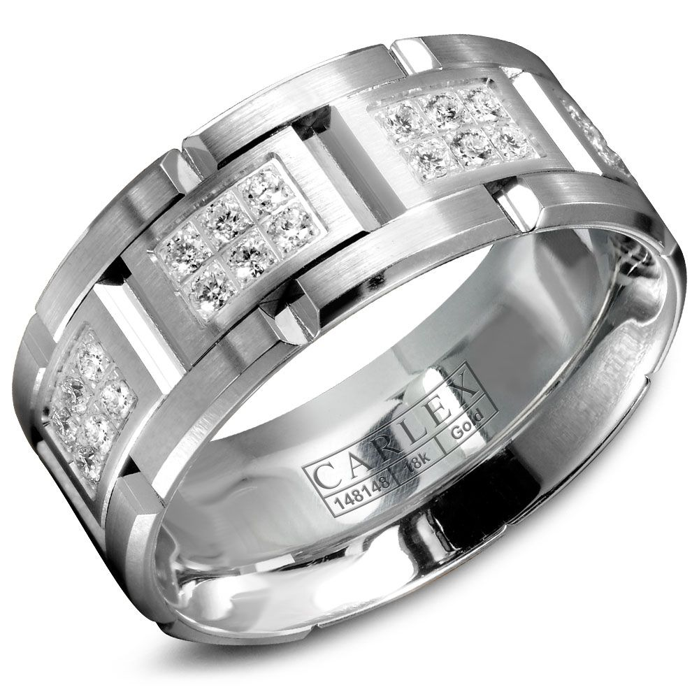 Browse Our Selection | Wedding Rings for Men and Women | CrownRing