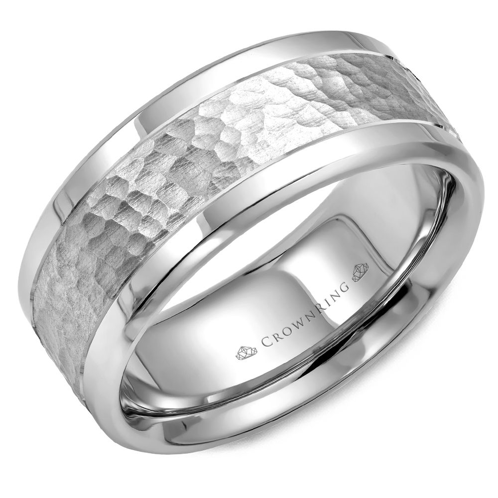 Mens Wedding Bands - WB-9622-M10